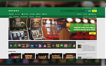 Screenshot 3 Unibet Casino