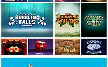 Screenshot 3 Jackpotjoy Casino