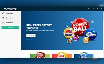 Screenshot 4 EuroLotto Casino