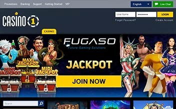 Screenshot 1 Casino1