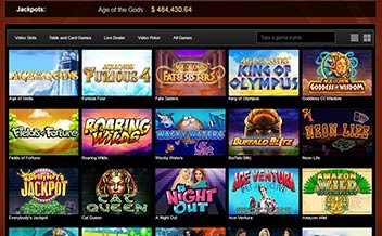 Screenshot 1 Everest Casino
