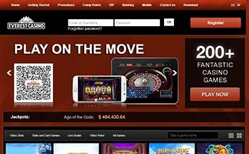Screenshot 4 Everest Casino